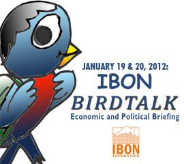 IBON 2011 Yearend Birdtalk